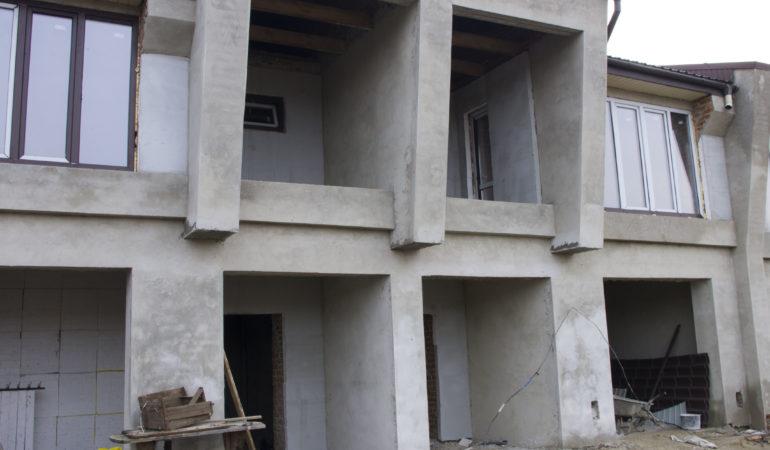 Цементно вапняна штукатурка